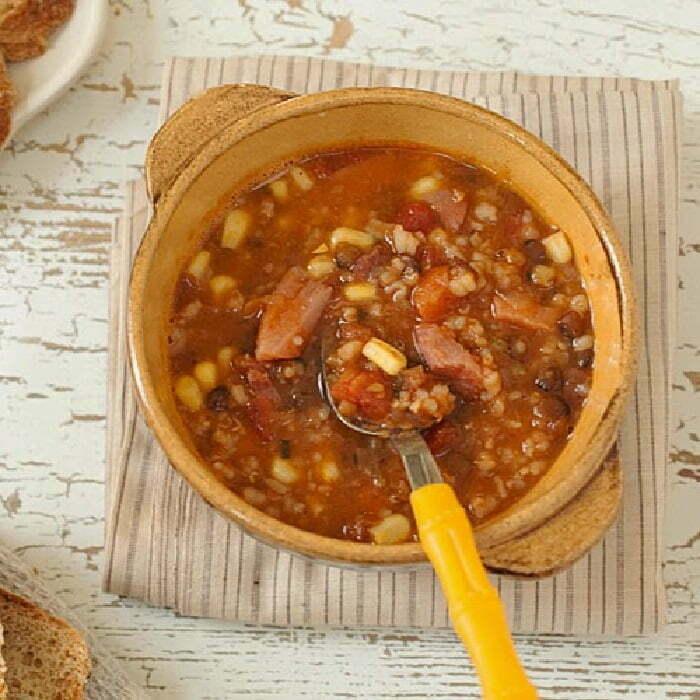 Southern Ham Stew - TheRecipe.Website