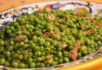 Braised Peas with Prosciutto - TheRecipe.Website