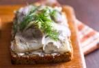 Danish Sardine and Onion Smørrebrød - TheRecipe.Website