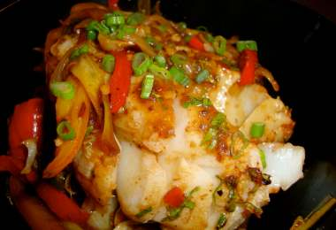Foil Baked Fish - TheRecipe.Website