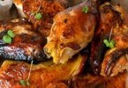 Chinese Five-Spice Chicken (Wu Hsiang Chi)