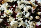 Beet and Blue Cheese Salad