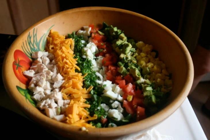 Cobb Salad - onlinerecipe.club