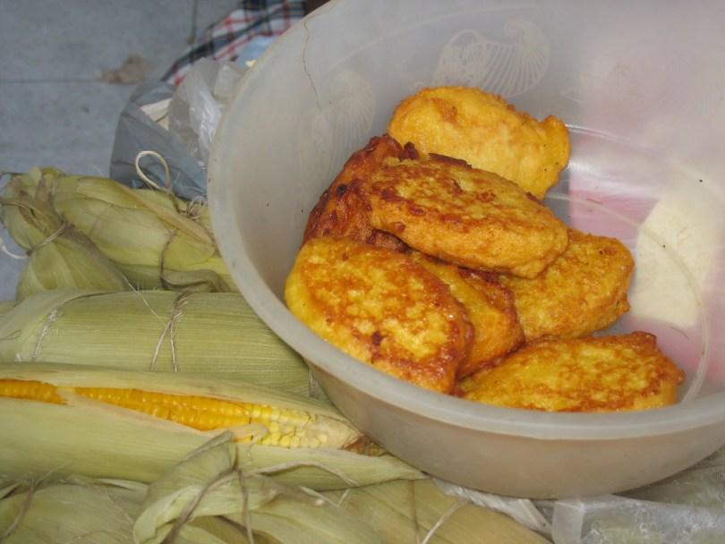 Fresh Corn Fritters - TheRecipe.Website