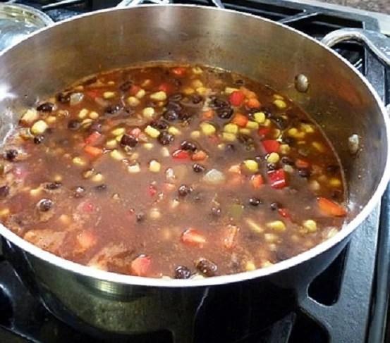 Black Bean Soup - onlinerecipe.club