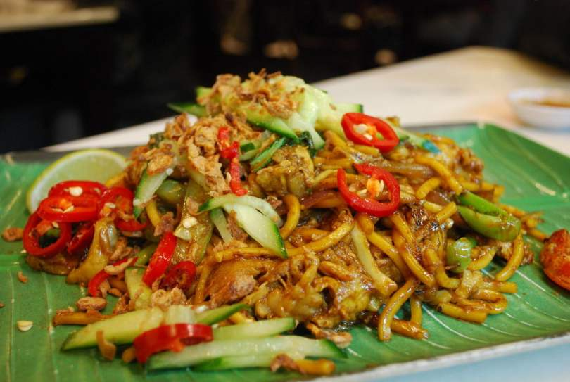 Indonesian Fried Noodles - Mie Goreng