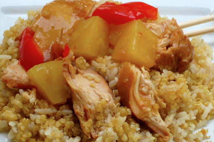 Polynesian Chicken - onlinerecipe.club