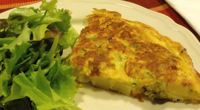 Frittata con le Patate e Pancetta - Onlinerecipe.club
