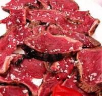 Marinate Beef - Carne Cruda