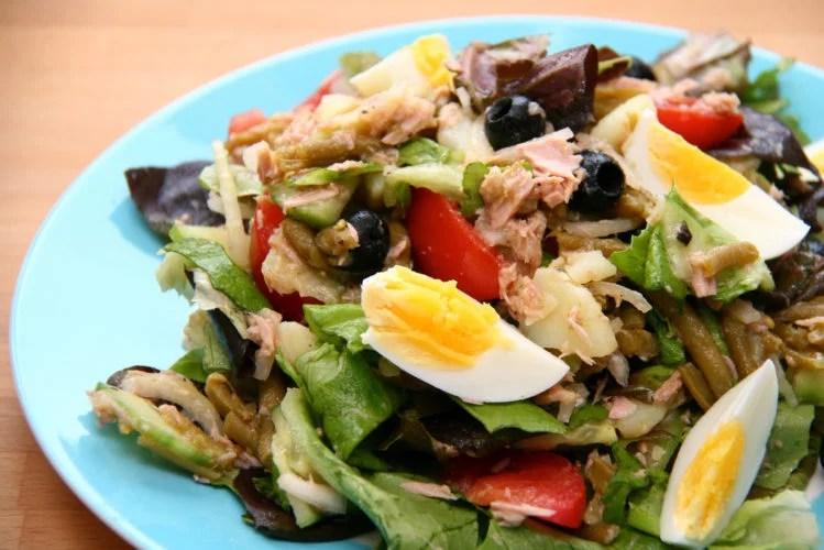 Salade Nicoise - Onlinerecipe.club
