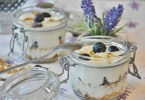 Fruit and Yoghurt Jars
