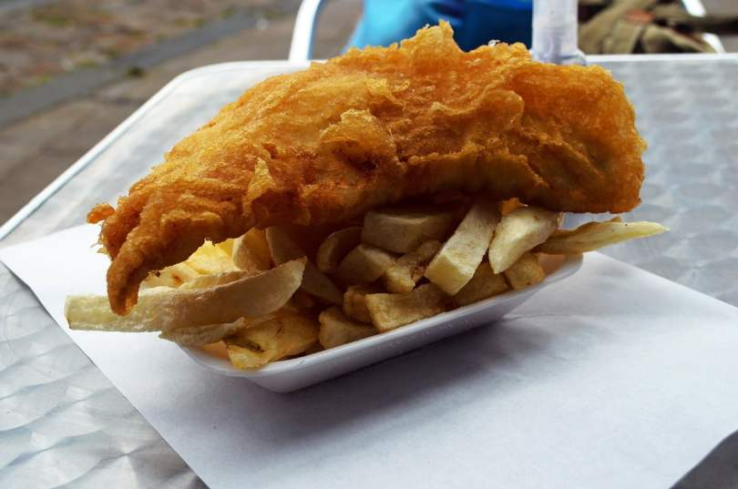 Cod and Chips - TheRecipe.Website