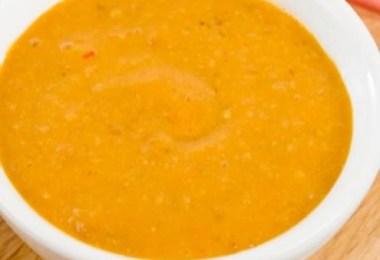 Katjang Sauce - Spicy Peanut Sauce
