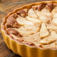 Pear Clafouti with Star Anise