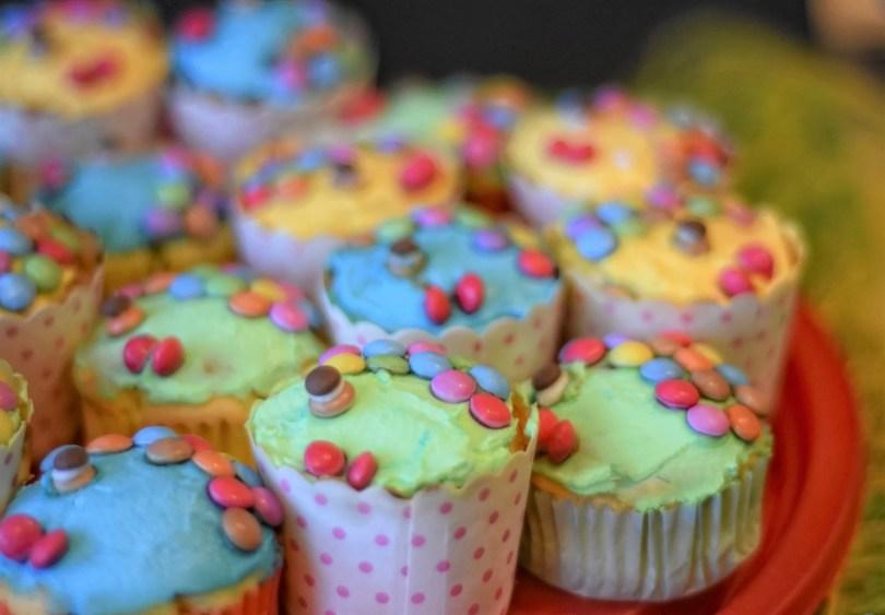 Fast Fairy Cakes