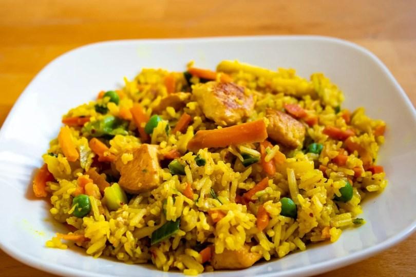 Nana's Chicken Curry
