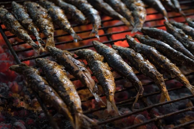 Bbq Sardines