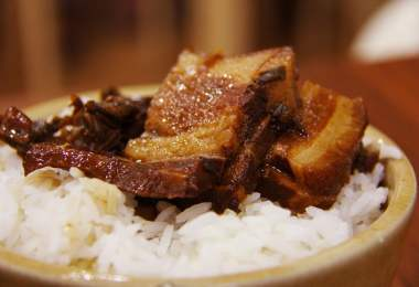 Roasted Pork Belly with Apples