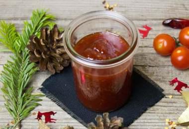 Tomato Chili Jam