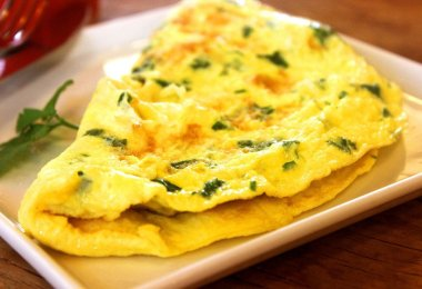 How to cook a Simple Omelette