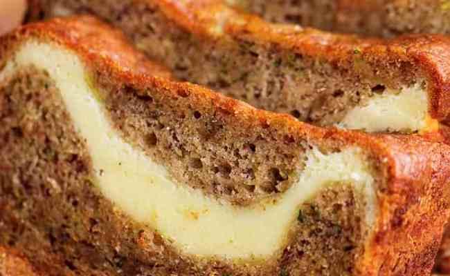 Cream Cheese Swirled Banana Zucchini Bread The Recipe Critic