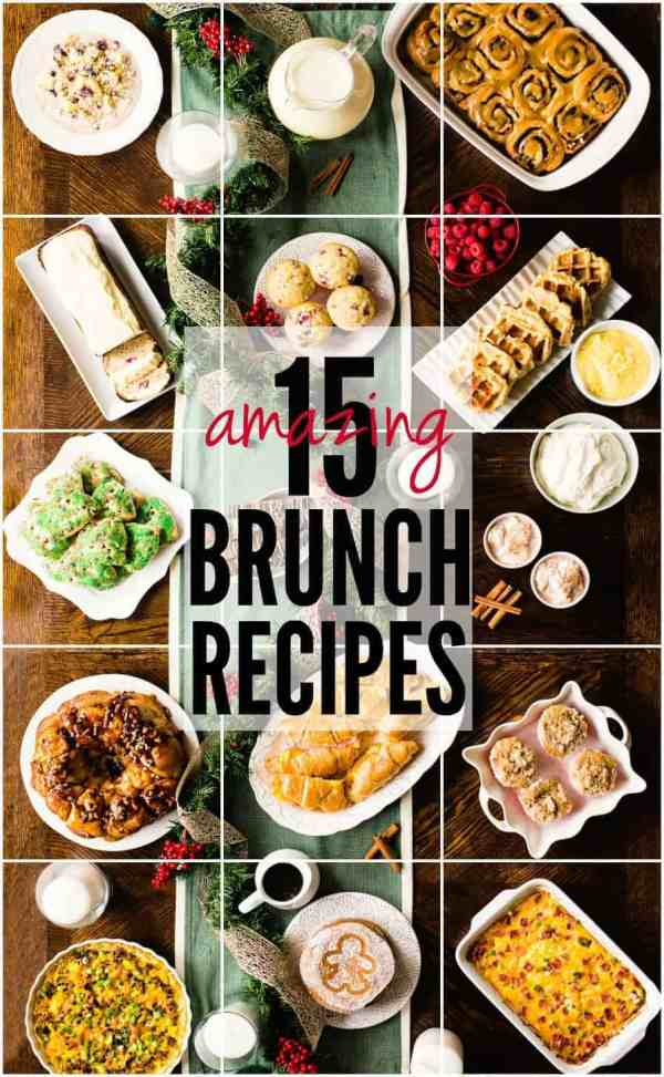 Christmas Brunch Recipe Round Up The Recipe Critic