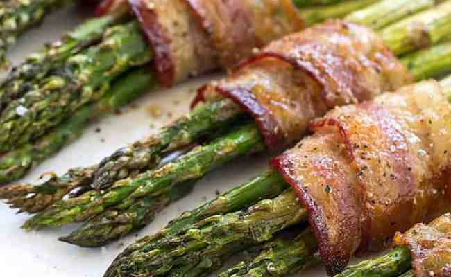 Bacon Wrapped Asparagus The Recipe Critic