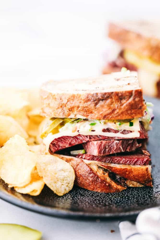 Leftover Corned Beef Sandwich Recipe | The Recipe Critic