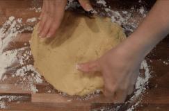 Pineapple Surprise Cookies