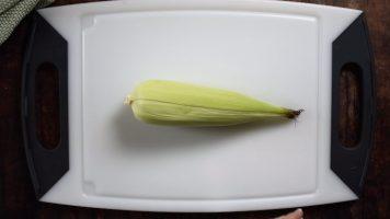 Fresh, young Honduran Sweet Corn.