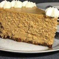 Creamy New York Style Pumpkin Cheesecake