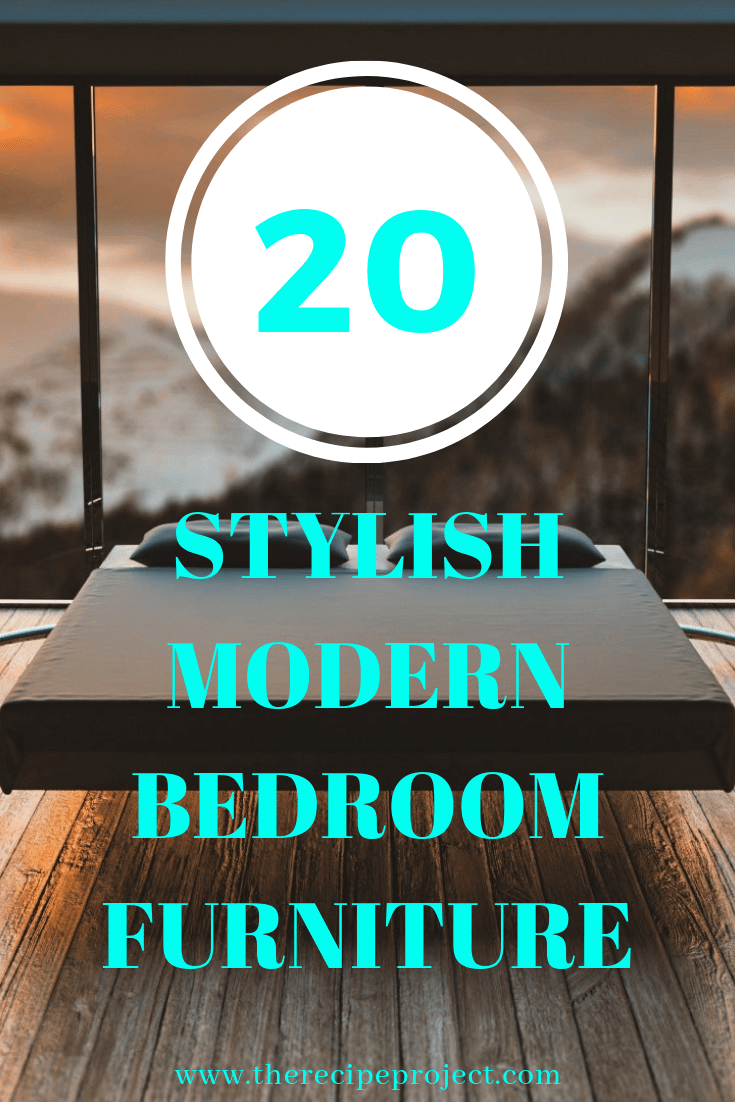 The Stylish Modern Bedroom Furniture (Vintage, Rustic, and Mid Century Bedroom Furniture Sets)