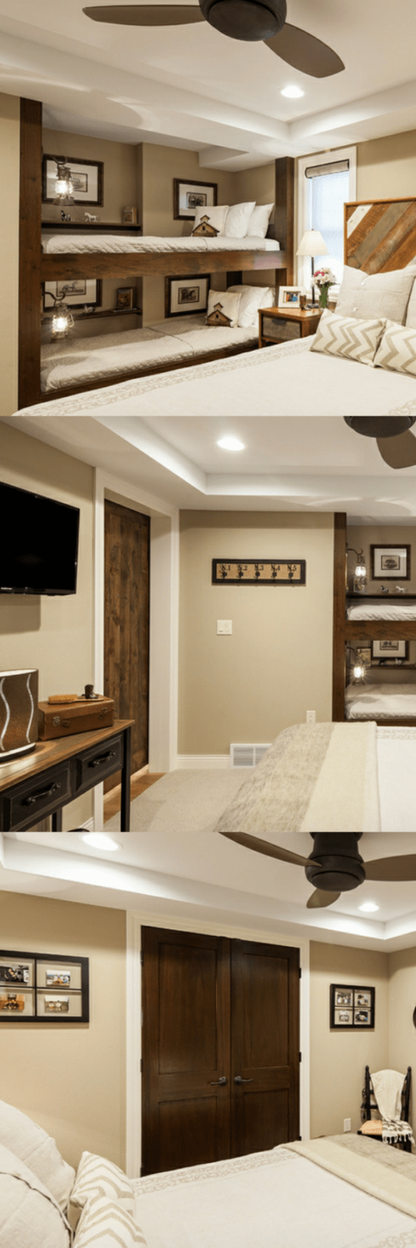 unfinished basement hangout ideas