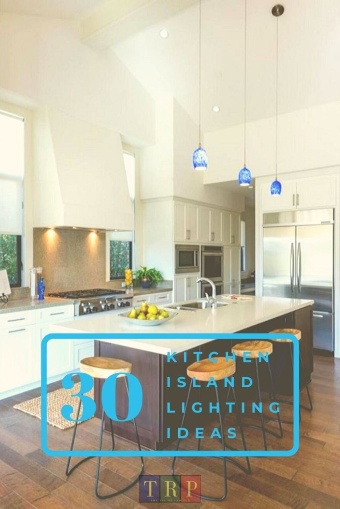 Kitchen Island Lighting (Modern, Rustic, and Industrial Design)