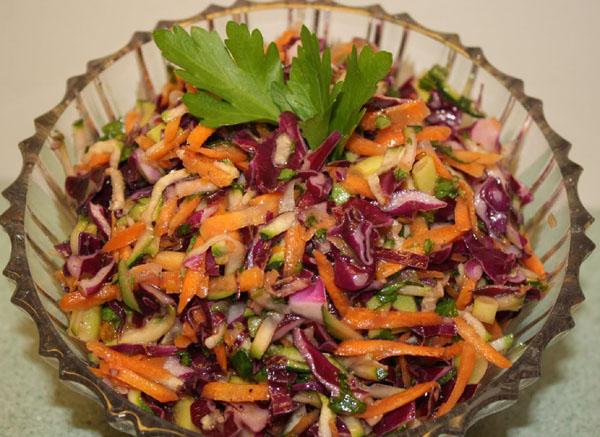 Achari Salad