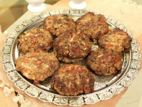 Chicken.Chapli.Kabab