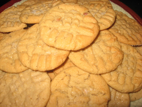 Peanut Butter Cookies,