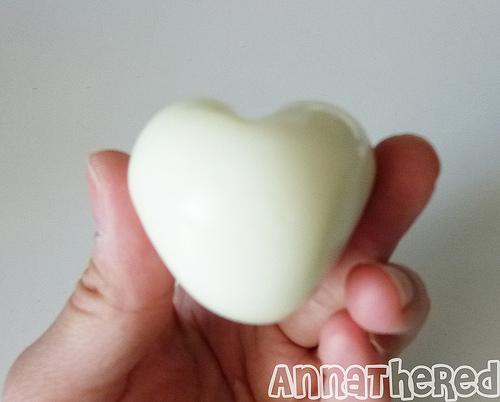 Heart shape egg method 6