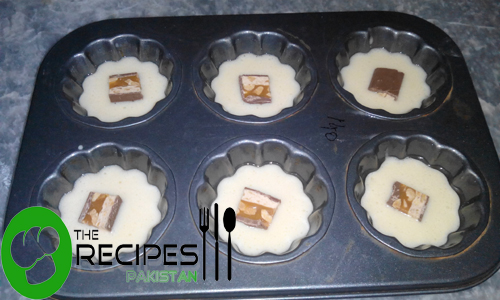 Snickers cupcakes step 3 copy