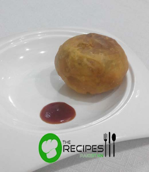 Homemade Kachori with Step by Step Pictures