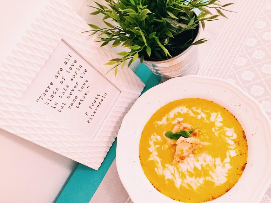 Suesskartoffel Ingwer Suppe_Tisch gesamt