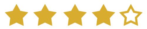Kochbuchbewertung_4 Sterne