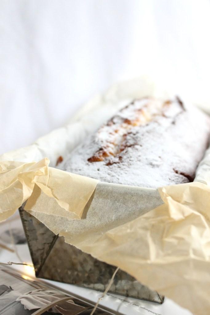 Kokos-Zitrus-Kuchen