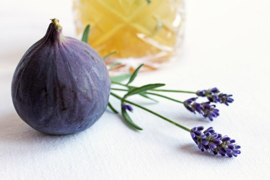 Lavendel Feigen Spritz-Feige-therecipettes.com