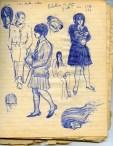 1 SB Schoolgirls