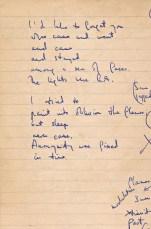 117 SB First draft, poem