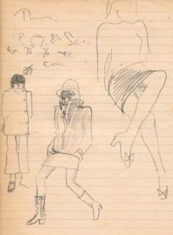 118 SB Leggy fashions/recklessfruit1/janeadamsart