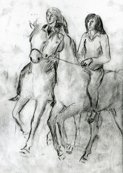 22 Horses/recklessfruit1/janeadamsart