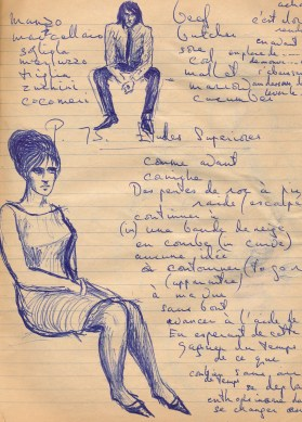 28 SB Sketches Harriet & Manfred/recklessfruit1/janeadamsart