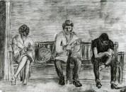 39 Public bench/recklessfruit1/janeadamsart